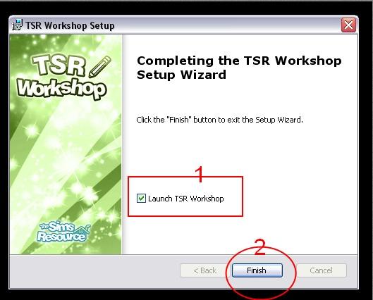 [Débutant] Manipuler TSRW - Installation du logiciel TSR Workshop  05_bmp10