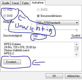 XBOX 360 AUFNEHMEN MIT USB VIDEOGRABBER  210