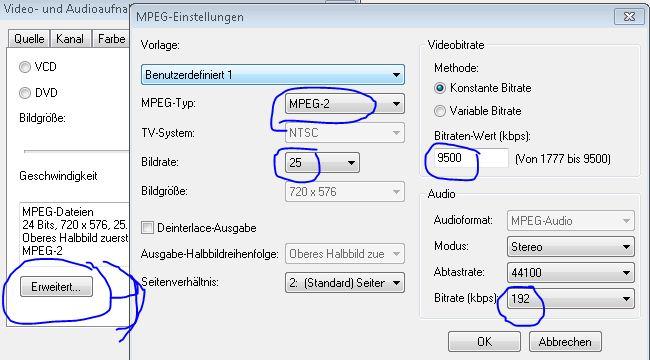 XBOX 360 AUFNEHMEN MIT USB VIDEOGRABBER  311