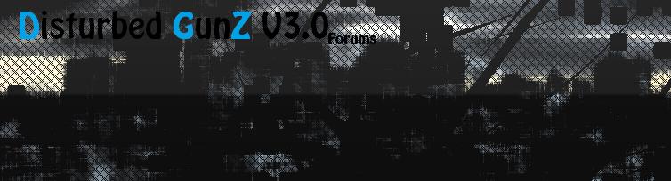 Disturbed GunZ Forum