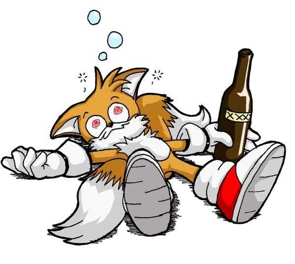 [Archive] Clichés de Tails Drunke10