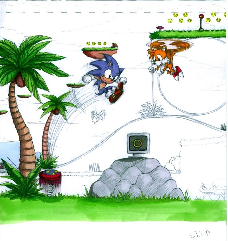 [Archive] Clichés de Tails Sonic_13
