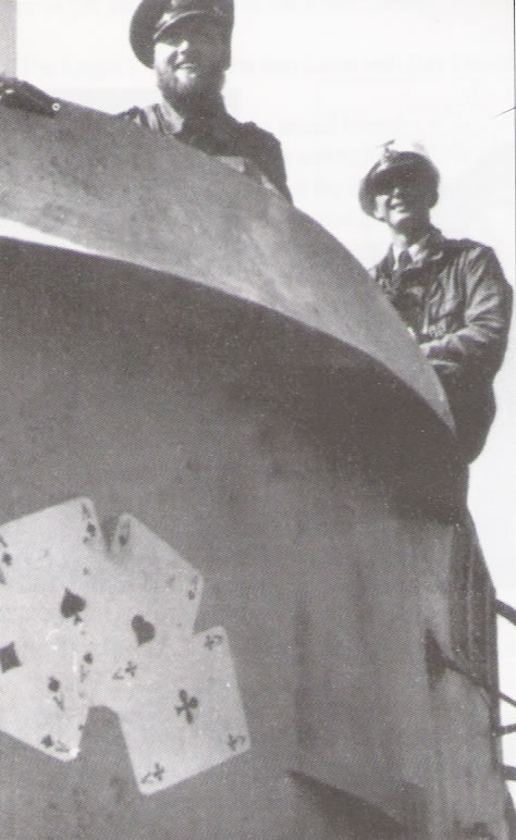 La guerre sous-marine et de surface 1939 - 1945 107_ki13