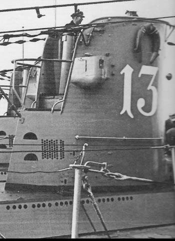 La guerre sous-marine et de surface 1939 - 1945 - Page 4 1313