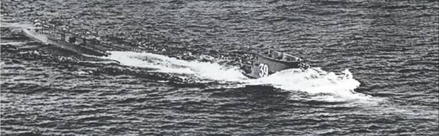 La guerre sous-marine et de surface 1939 - 1945 - Page 3 3910