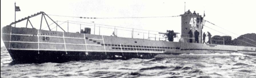 La guerre sous-marine et de surface 1939 - 1945 - Page 6 4510