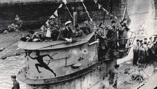 La guerre sous-marine et de surface 1939 - 1945 552_ki12