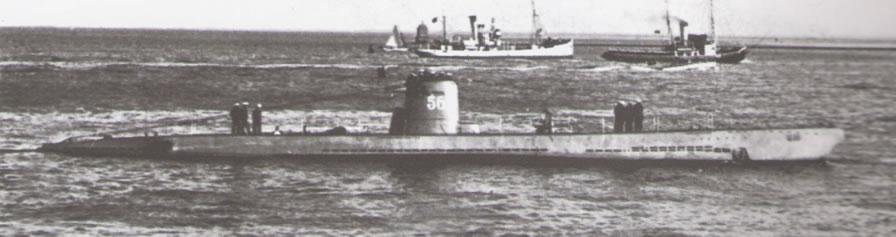 La guerre sous-marine et de surface 1939 - 1945 - Page 39 5612