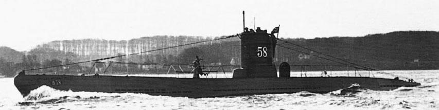 La guerre sous-marine et de surface 1939 - 1945 - Page 19 58_uni11