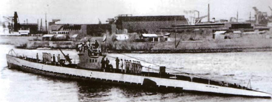 La guerre sous-marine et de surface 1939 - 1945 - Page 27 64_uni10