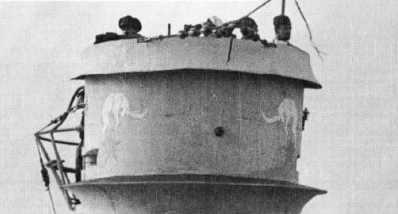 La guerre sous-marine et de surface 1939 - 1945 - Page 12 6710