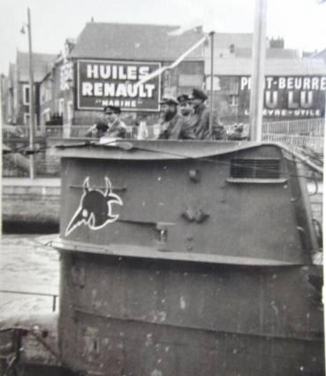 La guerre sous-marine et de surface 1939 - 1945 96_kio19