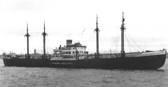La guerre sous-marine et de surface 1939 - 1945 - Page 63 Almker10