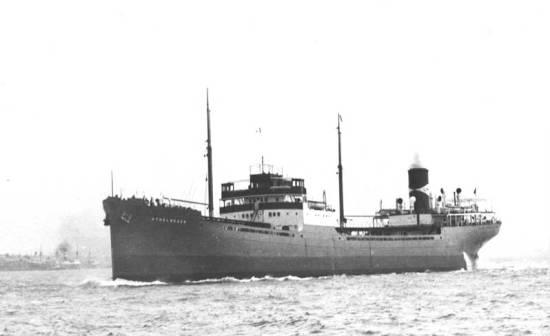 La guerre sous-marine et de surface 1939 - 1945 - Page 63 Athelb12