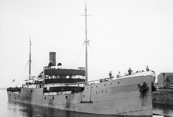 La guerre sous-marine et de surface 1939 - 1945 - Page 39 Atos10