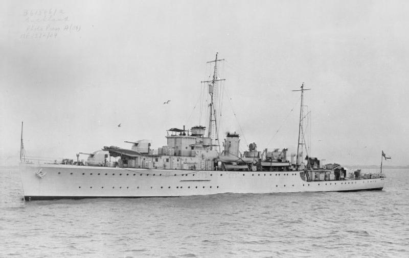 La guerre sous-marine et de surface 1939 - 1945 - Page 6 Auckla11