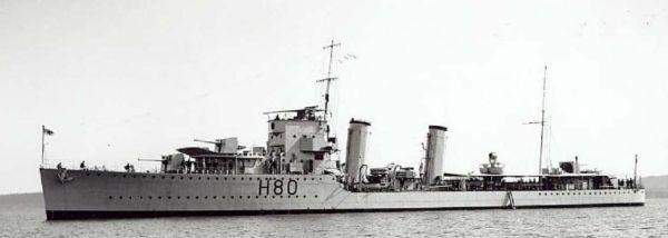 La guerre sous-marine et de surface 1939 - 1945 - Page 27 Brazen10