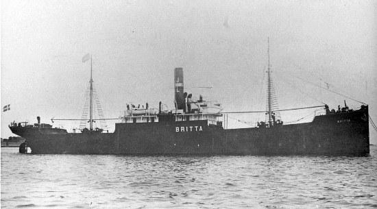 La guerre sous-marine et de surface 1939 - 1945 - Page 25 Britta11