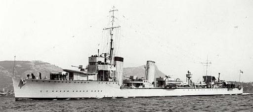 La guerre sous-marine et de surface 1939 - 1945 - Page 23 Broke10