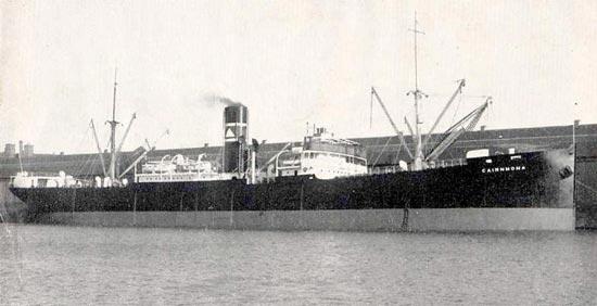 La guerre sous-marine et de surface 1939 - 1945 - Page 9 Cairnm10