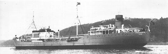 La guerre sous-marine et de surface 1939 - 1945 Caledo10