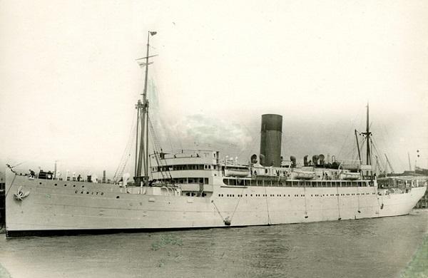 La guerre sous-marine et de surface 1939 - 1945 - Page 2 Camito10