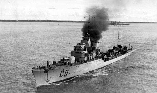 La guerre sous-marine et de surface 1939 - 1945 - Page 65 Carduc10