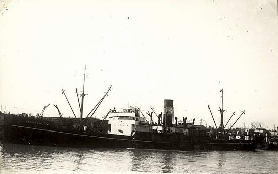 La guerre sous-marine et de surface 1939 - 1945 - Page 47 Carsbr11