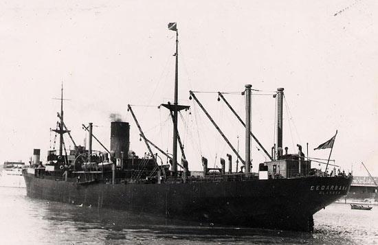 La guerre sous-marine et de surface 1939 - 1945 - Page 28 Cedarb10