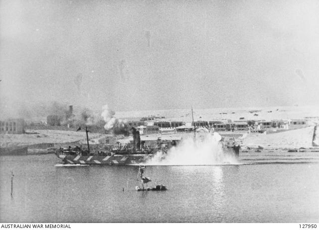 La guerre sous-marine et de surface 1939 - 1945 Chakla10