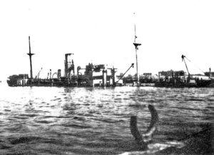 La guerre sous-marine et de surface 1939 - 1945 Chakla11