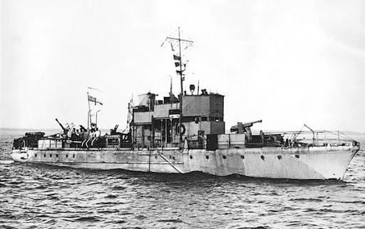 La guerre sous-marine et de surface 1939 - 1945 - Page 46 Chasse11