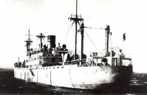 La guerre sous-marine et de surface 1939 - 1945 - Page 5 Chines10