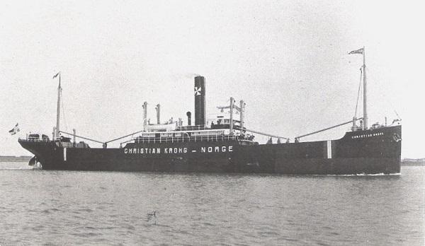 La guerre sous-marine et de surface 1939 - 1945 - Page 5 Christ11