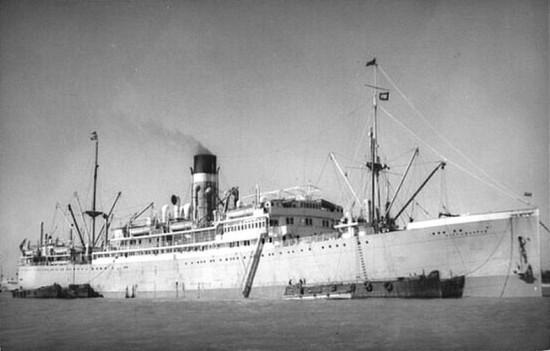 La guerre sous-marine et de surface 1939 - 1945 City_o19
