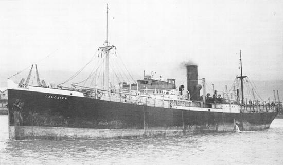 La guerre sous-marine et de surface 1939 - 1945 - Page 43 Dalcai10