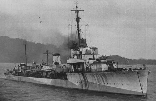 La guerre sous-marine et de surface 1939 - 1945 Dougla10
