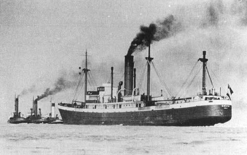 La guerre sous-marine et de surface 1939 - 1945 - Page 9 Erato10
