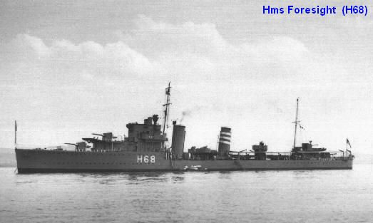 La guerre sous-marine et de surface 1939 - 1945 - Page 44 Foresi10