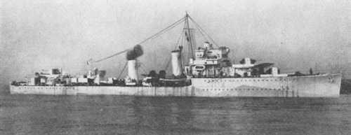 La guerre sous-marine et de surface 1939 - 1945 - Page 27 Forest11