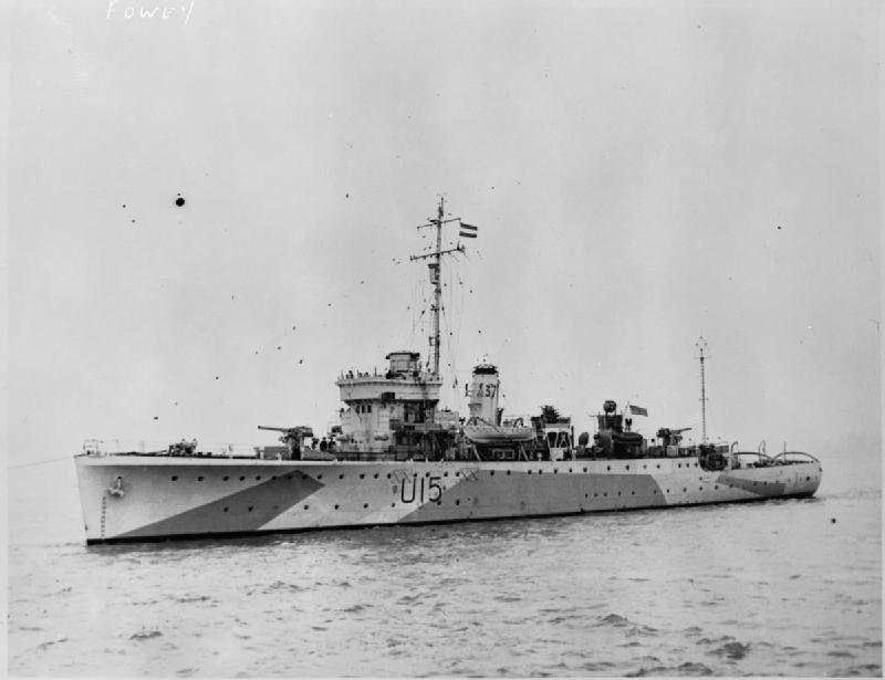 La guerre sous-marine et de surface 1939 - 1945 - Page 19 Fowey_10
