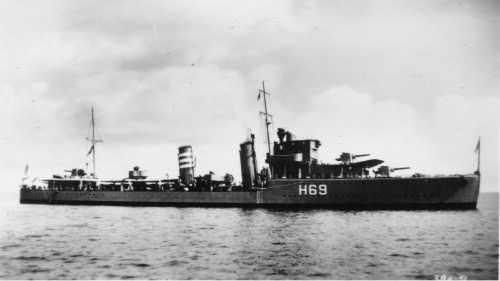 La guerre sous-marine et de surface 1939 - 1945 - Page 27 Foxhou11