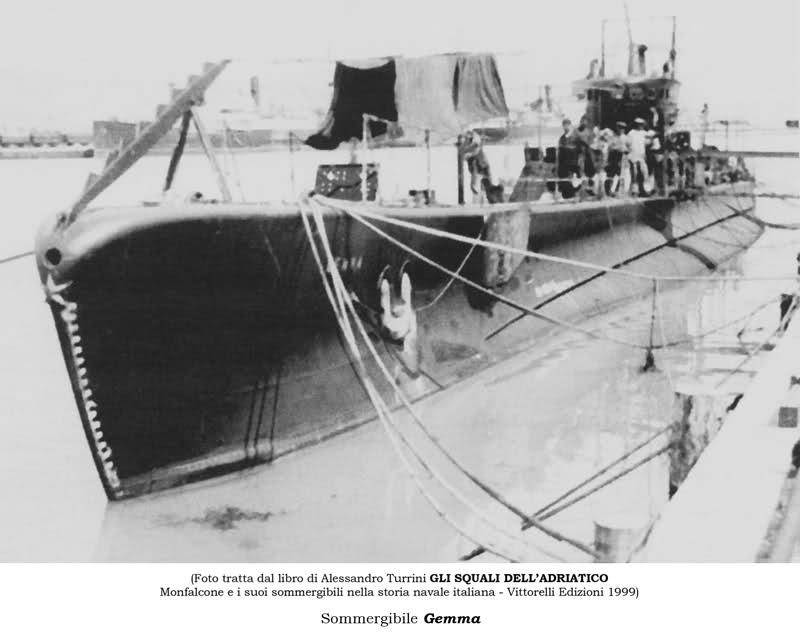 La guerre sous-marine et de surface 1939 - 1945 - Page 45 Gemma10