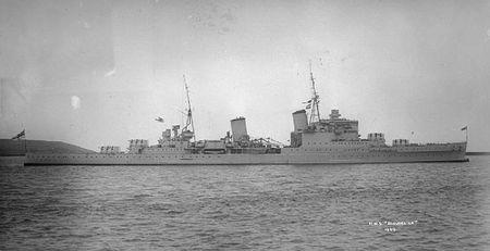 La guerre sous-marine et de surface 1939 - 1945 - Page 35 Glouce10