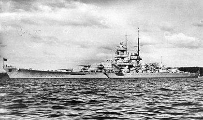 La guerre sous-marine et de surface 1939 - 1945 - Page 39 Gneise12