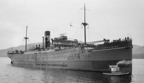 La guerre sous-marine et de surface 1939 - 1945 - Page 66 Harpat10