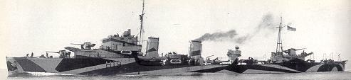 La guerre sous-marine et de surface 1939 - 1945 - Page 48 Harves12