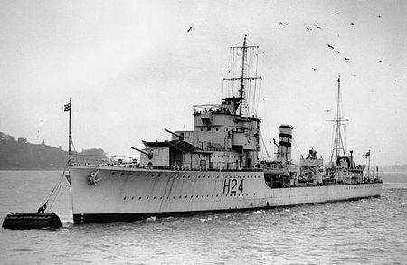 La guerre sous-marine et de surface 1939 - 1945 - Page 44 Hasty10