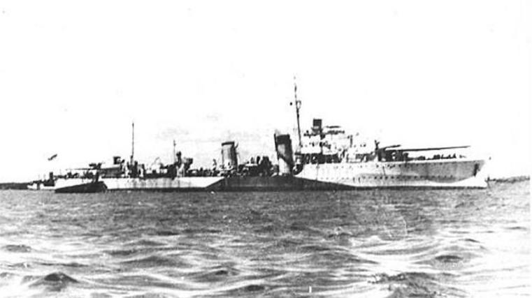 La guerre sous-marine et de surface 1939 - 1945 - Page 37 Havelo10