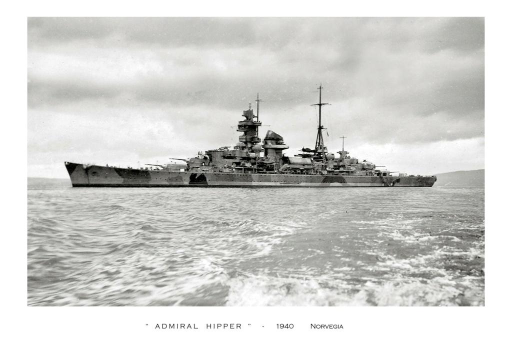 La guerre sous-marine et de surface 1939 - 1945 - Page 60 Hipper10